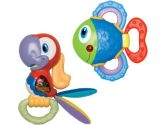 Nuby 536656 Tropical Teether Pals (Nuby: 067988536655)