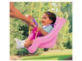Little Tikes 2-in-1 Snug N Secure Swing Pink (Unknown: 050743615573)