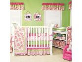 Hula Baby 9 Piece Crib Bedding Set by Trend Lab (Trend Lab: 846216031427)
