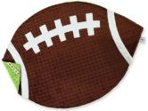 Mud Pie Football Blanket for Baby and Toddler (Mud Pie: 718540170694)