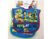 Toy Story 2 Pack Toddler Bibs (Disney: 094606064450)
