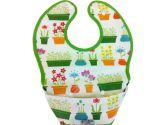 Goo-Goo Baby Perfect Pocket Bib, Flowershop, Large (Goo-Goo Baby: 899134992080)