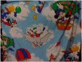 Disney Mickey Mouse Clubhouse Window Drapes (Fieldcrest: 032281245054)