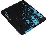 E-BLUE Mazer Mouse Pad 365*265MM Mazer Design Gaming Mouse Pad BLACK/BLUE (E-Blue: EMP004-M)