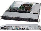 Supermicro 815TQ-600WB 1U 4SATA/SAS UIO FH/LP SES2 EATX 600W (SuperMicro: CSE-815TQ-600WB)