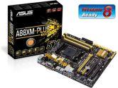 ASUS A88XM-PLUS/CSM FM2+ A88X CF 2xPCIe16 1xPCIe1 1XPCI mATX Motherboard (ASUS: A88XM-PLUS/CSM)