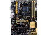 ASUS A88X-PLUS FM2+ A88X Cfx 2xPCIe16 2XPCIE 3XPCI HDMI DVI USB3.0 ATX Motherboard (ASUS: A88X-PLUS)