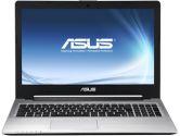 ASUS S56CB-DS71-CA Intel I7-3537U 1TB HDD+24GB SSD GT740M 2GB 15.6in HD DVDRW Win8 Ultrabook Black (ASUS: S56CB-DS71-CA)