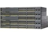 Cisco Catalyst 2960-X 48 Port 10/100/1000 4SFP PoE Managed Switch (Cisco: WS-C2960X-48TS-L)
