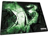 Ozone Gaming Rock Micro Fiber Programing Mouse Pad 400 X 320 X 3MM Green (Ozone Gaming: 8436532171390)