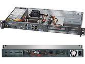 Supermicro 5018A-FTN4 1U Atom C2758 DDR3 SO-DIMM ECC 6SATA PCIe IPMI 4GBLAN 200W (SuperMicro: SYS-5018A-FTN4)
