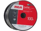 RCA Cat.6 Network Cable (Audiovox: TPH634R)