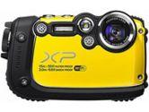 Fujifilm FinePix XP200 16MP 12X Optical Zoom Lens 2.7IN LCD Waterproof Digital Camera Yellow (FUJIFILM: 600012725/FFX-XP200Y-USI)