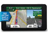 Garmin Nuvi 3490LMT Ultra Thin GPS 4.3IN Glass Touchscreen BT Speech Lifetime Maps & Traffic *Refurb (Garmin: 010-N0009-00)