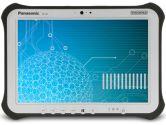 Panasonic Toughbook Toughpad G1 Intel I5-3437U 128GB SSD 10.1in WUXGA IPS USB3.0 HDMI Tablet Win8Pro (Panasonic Toughbook: FZG1AABAXDM)