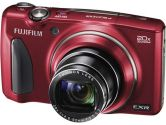 FUJIFILM FinePix F900EXR Red 16 MP 25mm Wide Angle Digital Camera HDTV Output (FUJIFILM: 74101021592)
