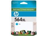 HP 564XL High Yield Cyan Original Ink Cartridge (HP Printers and Supplies: CB323WN#140)