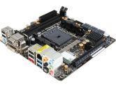 ASRock FM2A88X-ITX+ Mini ITX FM2+ Dual Channel 1XPCIE3X16 1XHALF/FULLMINI-PCIE Motherboard (ASRock: FM2A88X-ITX+)