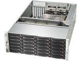 Supermicro 846BE16-R920B 4U RM 24BAY SES2 SAS Expander EATX 920W Redun (SuperMicro: CSE-846BE16-R920B)