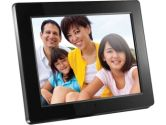 Aluratek ADMPF512F 12IN Digital Photo Frame w/ 512MB Built-in Memory and Remote 1280 X 800 16:9 (Aluratek: ADMPF512F)