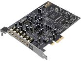 Creative Labs Sound Blaster Audigy RX PCI-E 24 Bit Sound Card (Creative Labs: 70SB155000001)