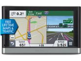Garmin Nuvi 2557LMT Thin GPS Navigator 5in Touchscreen Speech Lifetime Maps & Traffic *Refurb* (Garmin: 010-N1123-23)