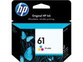 HP 61 TRI-COLOR Ink Cartridge CH562WN#140 (HP Printers and Supplies: CH562WN#140)