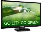 VIEWSONIC VX2703MH-LED 27IN Widescreen 1920X1080 3ms HDMI DVI VGA SRS Mountable LED Monitor (ViewSonic: VX2703MH-LED)