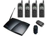 EnGenius Durafon PRO-PIA Kit 1 Base 4 Handsets Phone System (EnGenius: DURAFON PRO PIA CA)