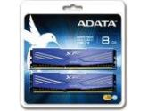 ADATA Xpg V1.0 8GB DDR3-1600 CL11-11-11-28 2 X 4GB Dual Channel Memory Kit Blue (AData Technology: AX3U1600W4G11-DD)