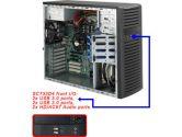 Supermicro Case CSE-732D4-865B SC732D4 Front Audio USB3.0/2.0 865W Black Retail (SuperMicro: CSE-732D4-865B)