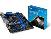 MSI CSM-H87M-G43 mATX LGA1150 H87 DDR3 2PCI-E16 2PCI-E1 SATA3 HDMI 4K CrossFireX USB3.0 Motherboard (MSI: CSM-H87M-G43)