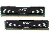 ADATA Xpg V1.0 8GB DDR3-1600 CL9-9-9-24 2 X 4GB Dual Channel Memory Kit Black