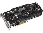 Gigabyte Radeon HD R9 270X OC 1100MHZ 4GB 5.5GHZ GDDR5 2xDVI HDMI DisplayPort PCI-E Video Card (Gigabyte: GV-R927XOC-4GD)