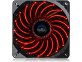 Enermax T.B. Vegas Single UCTVS12P-R 120mm Red LED Case Fan With Changeable Modes (ENERMAX: UCTVS12P-R)