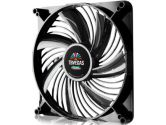 Enermax T.B. Vegas Quad UCTVQ18A 180MM BLUE/RED/GREEN/WHITE LED Case Fan (ENERMAX: UCTVQ18A)