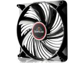 Enermax T.B.APOLLISH UCTA18A-R 180MM Red LED Case Fan (ENERMAX: UCTA18A-R)