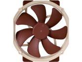 Noctua NF-A15 PWM 140mm Ultra Quiet Cooling Fan 300-1200RPM 115.5M3/H 19.2DBA 4-PIN PWM (Noctua: NF-A15 PWM)