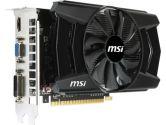 MSI GeForce GTX 750 Ti OC 1059/1137MHZ 2GB 5.4GHZ GDDR5 HDMI DVI VGA PCI-E Video Card (MSI: N750Ti-2GD5/OC)