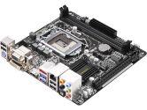 ASRock H81M-ITX LGA1150 1XPCIE2.0X16 DDR3 1600 2XSATA3 1xeSATA 2XUSB3.0 6XUSB2.0 Motherboard (ASRock: H81M-ITX)