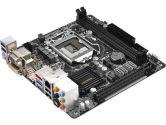 ASRock B85M-ITX LGA1150 1XPCIE3.0X16 DDR3 1600 4XSATA3 1xeSATA 4XUSB3.0 6XUSB2.0 Motherboard (ASRock: B85M-ITX)