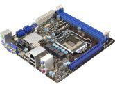 ASRock H61MV-ITX LGA1155 1XPCIE3.0X16 DDR3 1600 4XSATA3 2XUSB2.0 Motherboard (ASRock: H61MV-ITX)