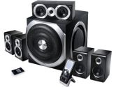 Edifier S760D 5.1 Surround Sound Speakers w/ 10in 240W Sub - Black (EDIFIER: S760D)