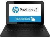 HP Pavilion X2 11-H110CA Pentium N3520 4GB 64GB SSD 11.6in HD WIN8.1 2IN1 Detachable Notebook Bi (HP Consumer: F5W73UA#ABL)