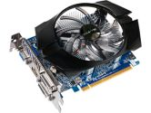 Gigabyte GeForce GTX 650 OC 1110MHZ 4GB 5.0GHZ GDDR5 2xDVI HDMI VGA PCI-E Video Card (Gigabyte: GV-N650OC-4GI)
