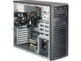 Supermicro 5038A-IL Intel LGA1150 C226 DDR3 8SATA 5PCIE 2PCI 2GBE 500W Mid Tower Server (SuperMicro: SYS-5038A-IL)