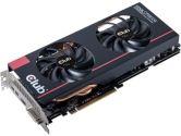 Club 3D Radeon R9 280 Royal King 960MHZ 3GB 5.0GHZ GDDR5 2xDVI HDMI DisplayPort PCI-E Video Card (Club3D: CGAX-R9287O)