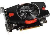 ASUS Radeon R7 250X 1000MHZ 1GB 4.5GHZ GDDR5 DVI HDMI DisplayPort PCI-E Video Card (ASUS: R7250X-1GD5)