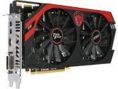 MSI Radeon R9 280X Gaming Edition TwinFrozr IV 1.05GHZ 6GB 6GHZ GDDR5 DVI HDMI 2mDP PCI-E Video Card (MSI: R9 280X GAMING 6G)