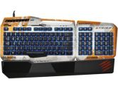 MadCatz Titanfall 16 Million Color Backlight Gaming Keyboard 12 Programmable Macro Keys (Madcatz: TTF43112N0C2/04/1 / TTF43112NOA1)